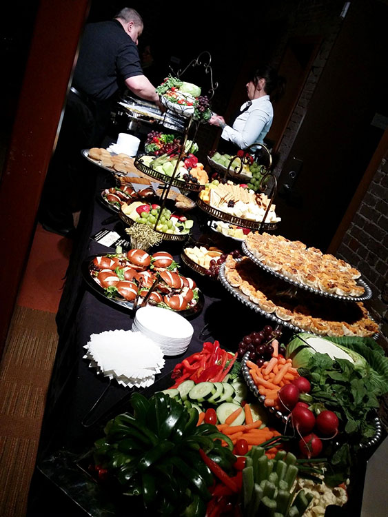 grand event buffet bricolage bistro to go catering pittsburgh catering
